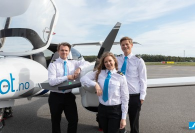 Pilot Flight Academy brings in Priveq as growth partner